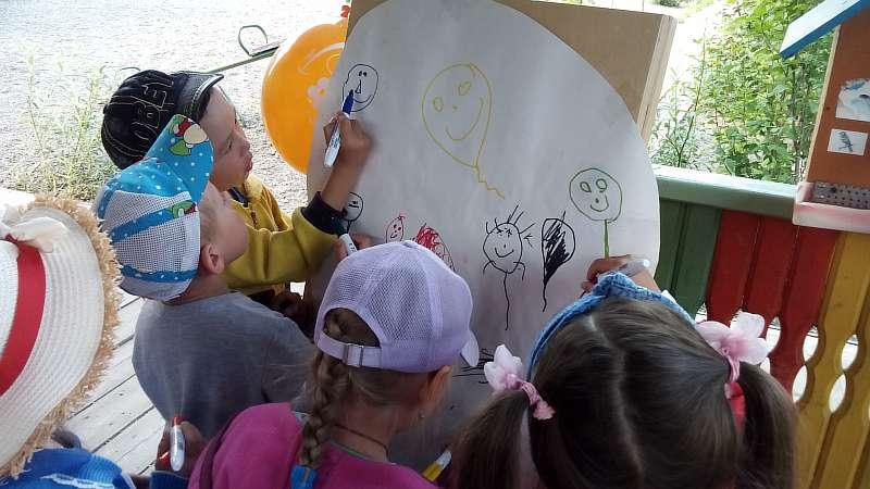 праздник воздушных шаров 08.07.16
